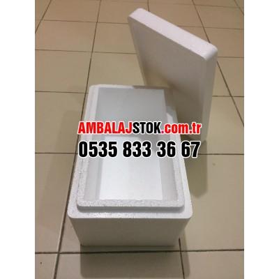 1 paket 108 adet 1 kg Çok amaçlı Eps Strafor köpük termos Gıda Taşıma Kutusu