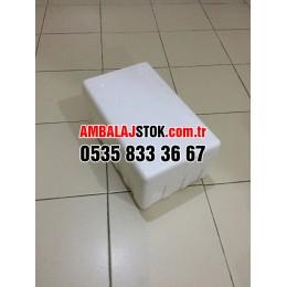 12 Adet 500 g Eps strafor köpük termos Gıda Taşıma kutusu